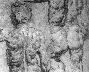 Study — Леонардо да Винчи