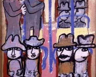 Subway — Жан Дюбюффе