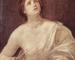 Suicide of Lucretia — Гвидо Рени