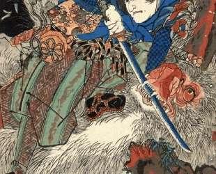 Suikoden Series — Утагава Куниёси