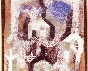 Summer houses — Пауль Клее
