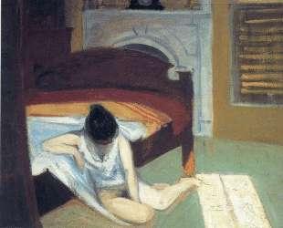 Summer Interior — Эдвард Хоппер