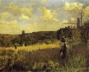 Summer's Promenade — Юлиус Леблан Стюарт