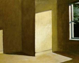 Sun in an Empty Room — Эдвард Хоппер