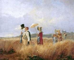 Sunday Stroll — Карл Шпицвег