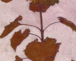 Sunflower — Эгон Шиле