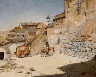 Sunny Spain — Уильям Меррит Чейз