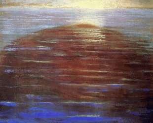 Восход — Микалоюс Чюрлёнис