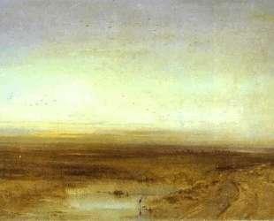 Sunset — Алексей Саврасов