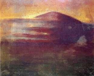 Закат — Микалоюс Чюрлёнис