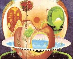 Sunset Garden — Вангел Наумовски