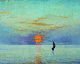 Sunset — Феликс Валлотон