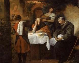 Supper at Emmaus — Ян Стен