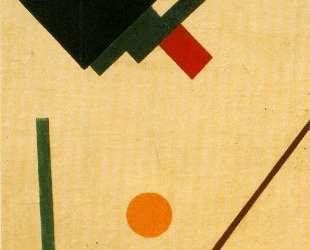 Suprematist composition — Казимир Малевич