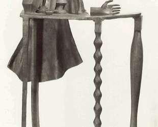 Surrealist Table — Альберто Джакометти