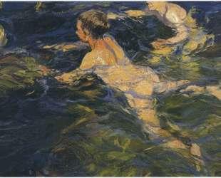 Swimmers, Javea — Хоакин Соролья