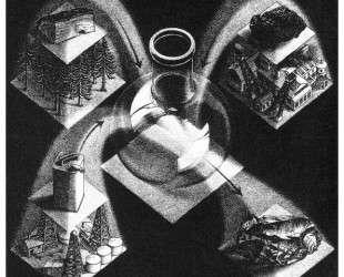 Synthesis — Мауриц Корнелис Эшер