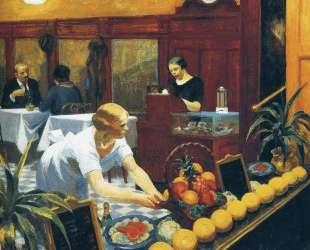 Tables for Ladies — Эдвард Хоппер