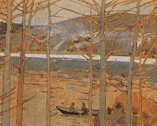 Тайга у Байкала — Константин Коровин