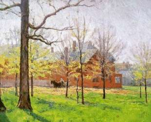 Talbott Place — Теодор Клемент Стил