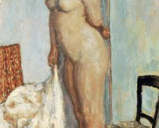 Tall Nude (also known as Woman Nude Standing) — Пьер Боннар