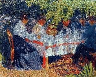 Tea Break — Игорь Грабарь
