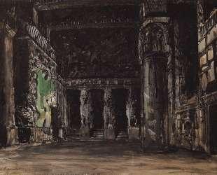 Храм Танит — Константин Коровин