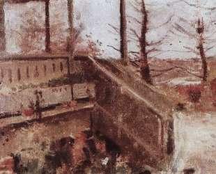 Терраса в Жуковке — Константин Коровин