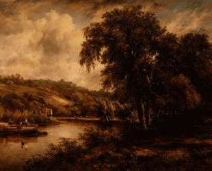 Thames — Джордж Фредерик Уоттс