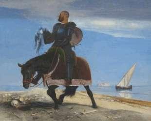The adventurer — Арнольд Бёклин