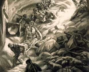 The Alcazar of Toledo — Карлос Саенс де Техада