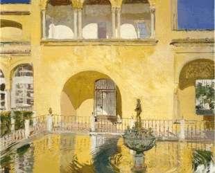 The Alcazat Seville — Хоакин Соролья