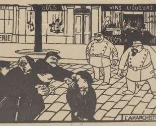 The Anarchist — Феликс Валлотон
