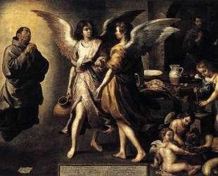 The Angels' Kitchen — Бартоломе Эстебан Мурильо