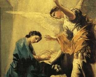 The Annunciation — Франсиско де Гойя