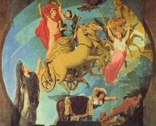 Апофеоз Наполеона — Жан Огюст Доминик Энгр