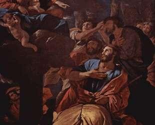 Явление апостолу Иоанну Пресвятой Девы Марии — Николя Пуссен