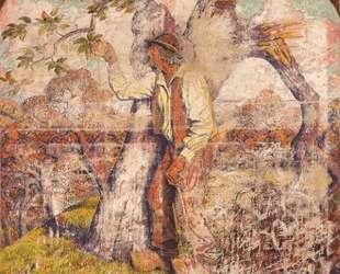 The apple picker — Жорж Лякомб