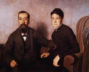 The Artist`s Parents — Феликс Валлотон