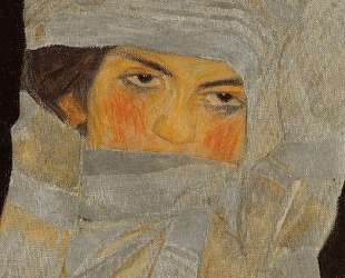 The Artist's Sister, Melanie — Эгон Шиле