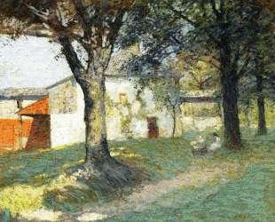 The Artist's Studio, Chadds Ford, Pennsylvania — Ньюэлл Конверс Уайет
