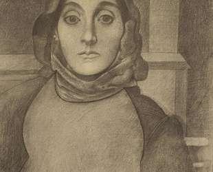 Мать художника — Аршил Горки