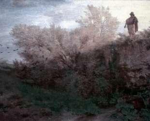 The Bagpiper — Арнольд Бёклин