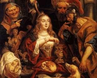 The Banquet of Cleopatra — Якоб Йорданс