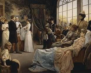 The Baptism — Юлиус Леблан Стюарт