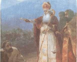 Крещение армян — Иван Айвазовский