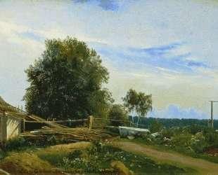 Гумно — Фёдор Васильев