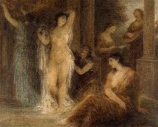 The Bath — Анри Фантен-Латур