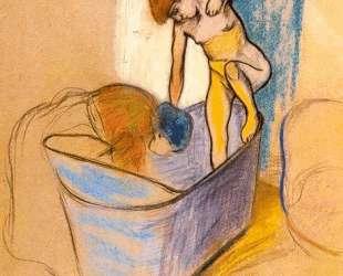 The Bath — Сюзанна Валадон