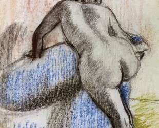 Ванная — Эдгар Дега
